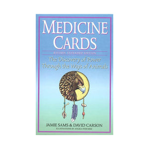 Medicine Cards: The Discovery of Power Through The Ways of the Animals Deck & Guidebook