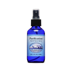 Purification Energy Clearing Spray Alaskan Essences Wonderworks