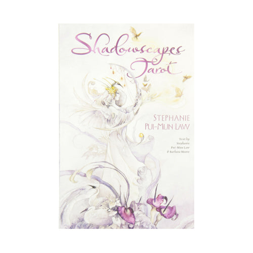 Shadowscapes Tarot Deck & Guidebook
