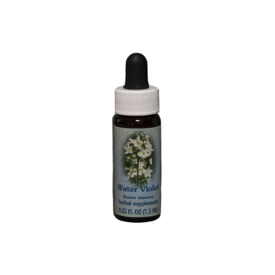 Water Violet Flower Essence