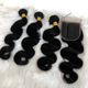 3pc Bundle With a closure - Sophisticated