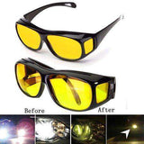 Polar-Tech Night Vision HD Driving Glasses glasses Fanatics Warehouse