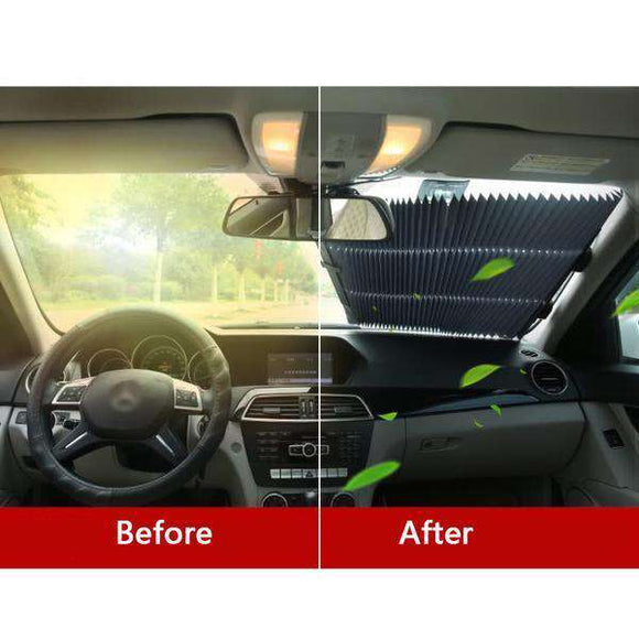 Car Curtain With UV Protection car curtain Fanatics WareHouse 65cm