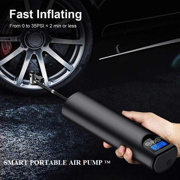 SMART PORTABLE AIR PUMP™