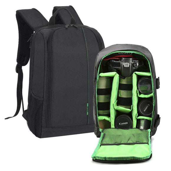 Multifunctional Camera Backpack backpack Fanatics WareHouse
