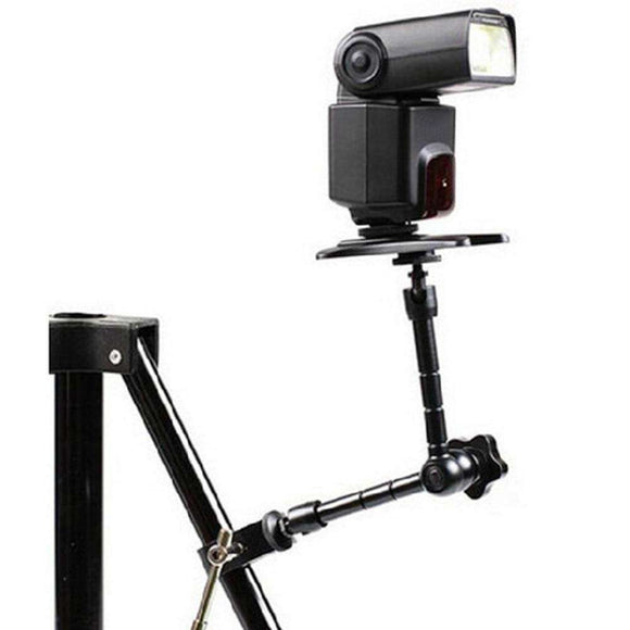 Stand Adjustable Arm for Monitor LED Lights Arm photography Fanatics WareHouse