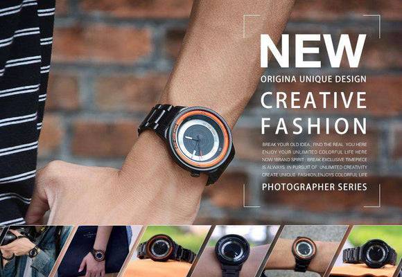 Photographer Luxury Watch watch Fanatics WareHouse