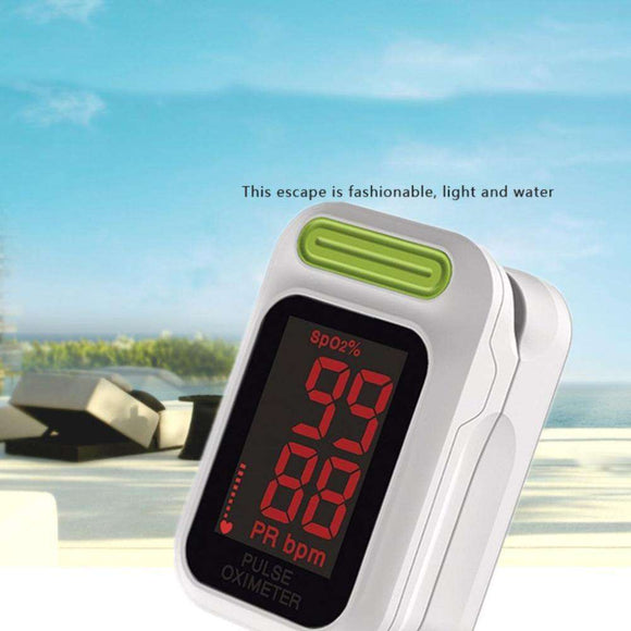 Fingertip Pulse Oximeter oximeter Fanatics WareHouse