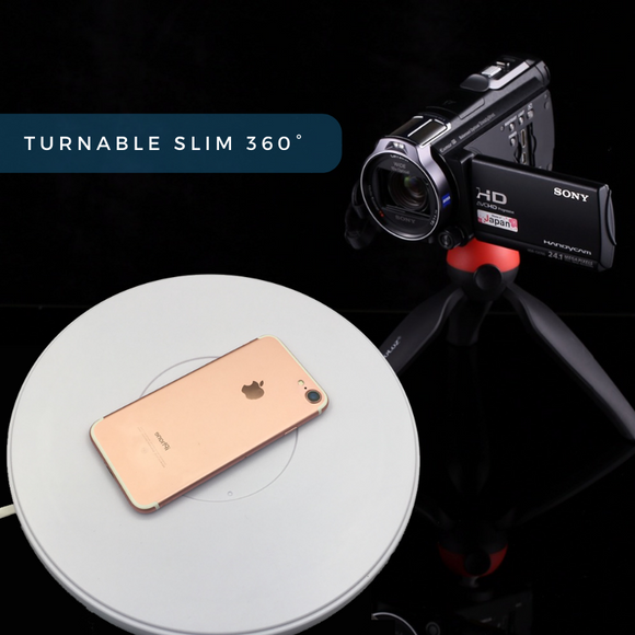 TURNABLE SLIM 360™