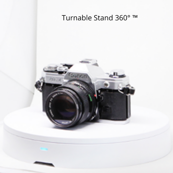 TURNABLE STAND 360° ™