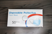 Load image into Gallery viewer, Disposable Masks 50 Pack