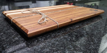 Load image into Gallery viewer, Kiaat and Maple Cutting Board