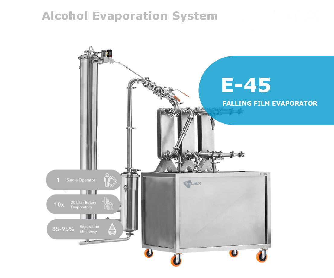 E-45 Alcohol Evaporation System-8