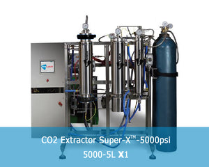 CO2 Extractor Super-X-5000-5LX1
