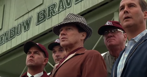 Forrest Gump Greenbow Braves