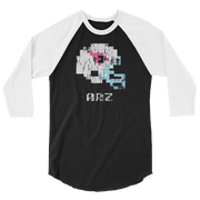 Arizona Cardinals | Tecmo Bowl Raglan Shirt