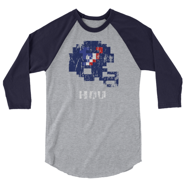 Houston Texans | Tecmo Bowl Raglan Shirt