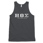 College Greek Life Unisex Tank