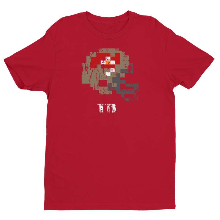 Tampa Bay Buccaneers | Tecmo Bowl shirt red
