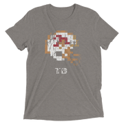 Tampa Bay Buccaneers Retro | Tecmo Bowl Shirt grey