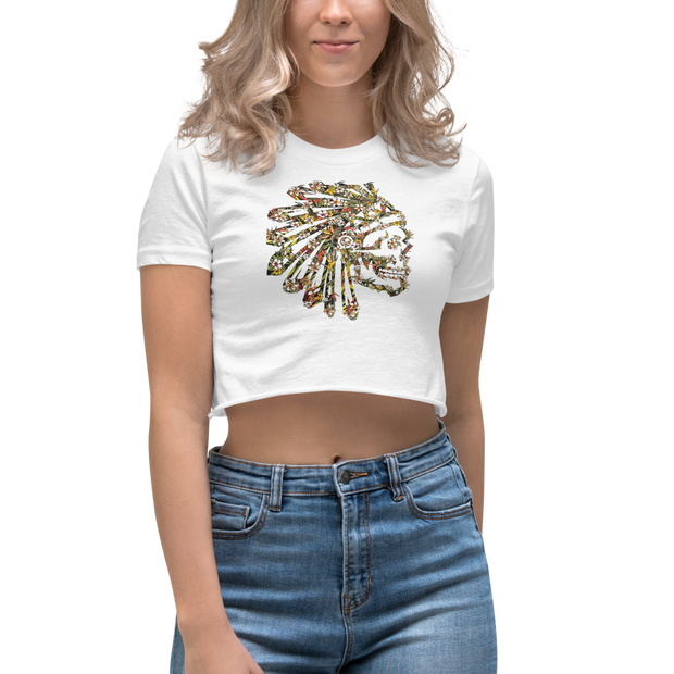 Cheeba Crop Top