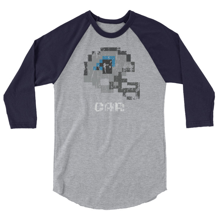 Carolina Panthers | Tecmo Bowl Raglan Shirt