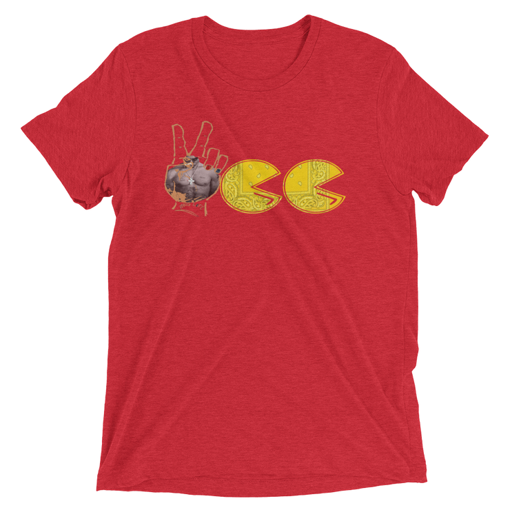 2pac | PACMAN T-shirt - RED