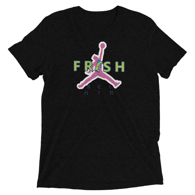 Fresh Prince | Mens Triblend black