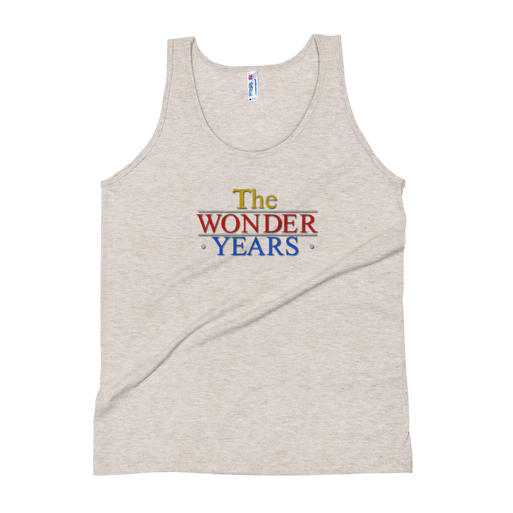 The Wonder Years Tank Top