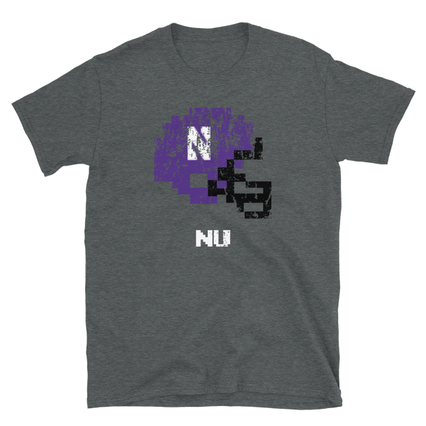 Northwestern Wildcats - Tecmo Bowl Shirt