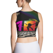 Soul Sista's | Sublimation Cut & Sew Crop Top