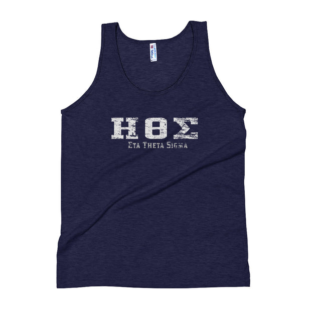 College Greek Life Tank Top