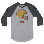 Boston College | Tecmo Bowl Raglan Shirt