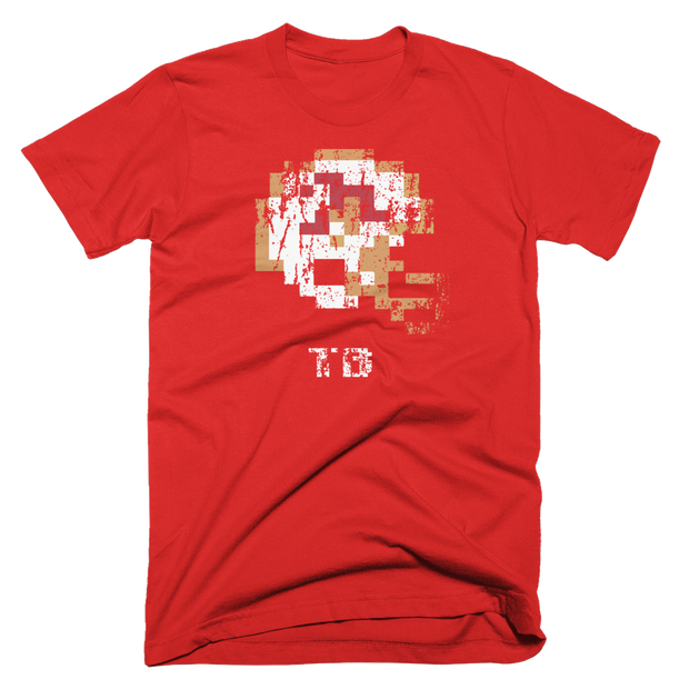 Tampa Bay Buccaneers Retro | Tecmo Bowl-red shirt