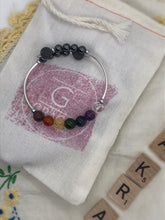 Load image into Gallery viewer, chakra healing bracelet