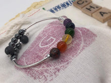 Load image into Gallery viewer, chakra bead bracelet