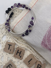 Load image into Gallery viewer, Third Eye Chakra Expandable Diffuser Bracelet