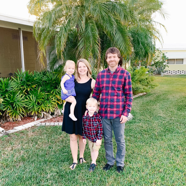 Vegan Family of the Month: March (click the photo to read the full article)
