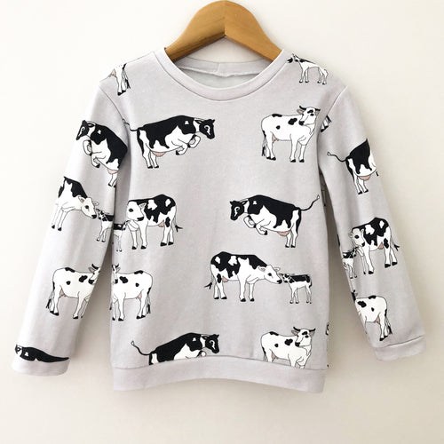Cow Sweater