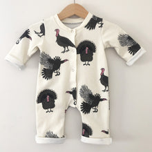 Turkey Romper