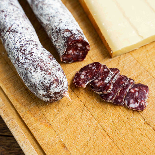 Saucisson de Sanglier sauvage nature - 180g - Nemrod.co