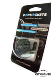 AUTHENTIC PopSockets Car Air Vent Mount PopSocket Pop Socket Black
