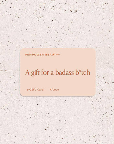E-Gift Card - Fempower Beauty