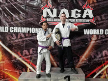 Load image into Gallery viewer, White Iron Pigs BJJ Gi