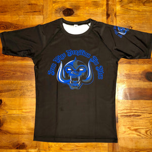 1st Generation Iron Pigs Short Sleeve Rashguard