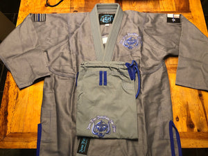Grey Iron Pigs BJJ Gi