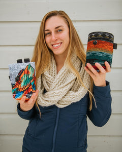 Kula Adventure Series - Julianne Mahoney, creator of Dirt Chalk Bags