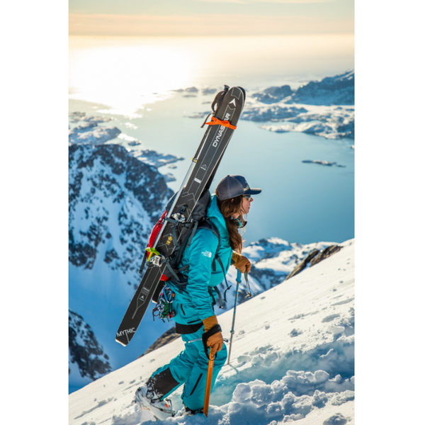 Kula Adventure Series - Kit DesLauriers, Professional Ski Mountaineer, Mother and Author