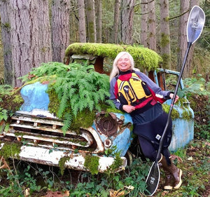 Kula Adventure Series - Susan Conrad: Author and Expedition Kayaker