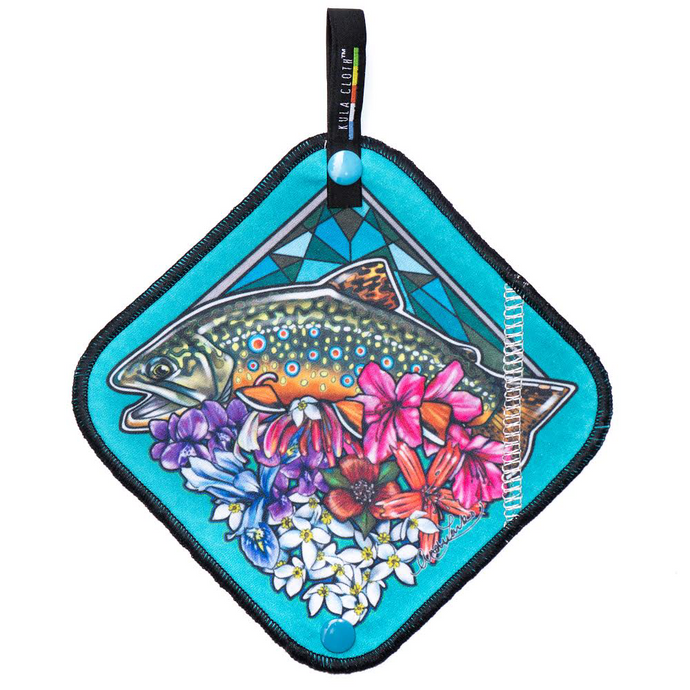 Kula Cloth™ Artist Series - Brook Trout Kula